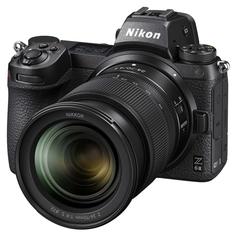 Фотоаппарат системный Nikon Z 6II Black Kit 24-70mm f/4 S Z 6II Black Kit 24-70mm f/4 S