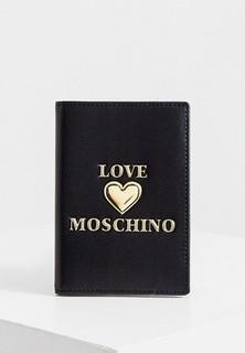 Обложка для паспорта Love Moschino