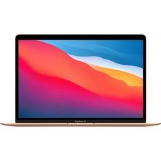 Ноутбук Apple MacBook Air 13 M1 2020 золотой (MGNE3RU-A)