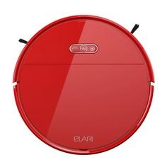 Робот-пылесос Elari SmartBot Brush SBT-001A, красный