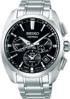Японские наручные мужские часы Seiko SSH067J1. Коллекция Astron