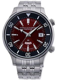 Японские наручные мужские часы Orient RA-AA0D02R. Коллекция Revival