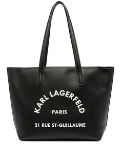 Karl Lagerfeld сумка-тоут Rue St Guillaume