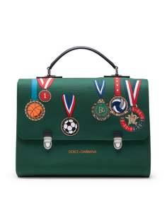 Dolce & Gabbana Kids рюкзак с логотипом