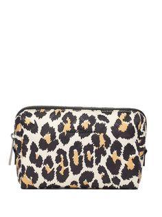 Marc Jacobs косметичка Beauty с леопардовым принтом