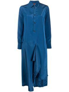 colville платье-рубашка с длинными рукавами