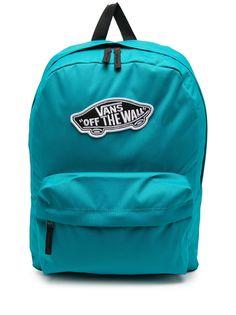 Vans рюкзак с нашивкой-логотипом