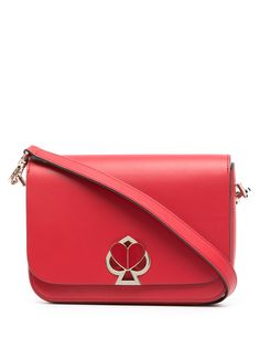 Kate Spade сумка через плечо с логотипом