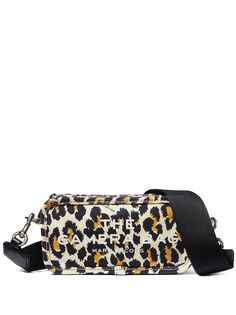 Marc Jacobs каркасная сумка The Leopard