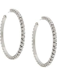 AREA крупные серьги-кольца