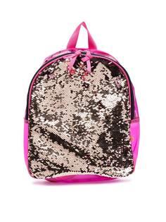 Billieblush прозрачный рюкзак с пайетками