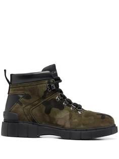 Car Shoe ботинки с камуфляжным принтом