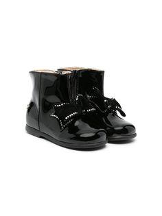 Florens ботинки с бантами