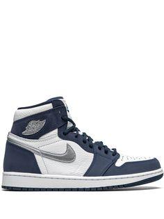 Jordan кроссовки Air Jordan 1 High CO.JP Midnight Navy