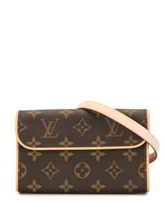 Louis Vuitton поясная сумка Pochette Florentine 2005-го года