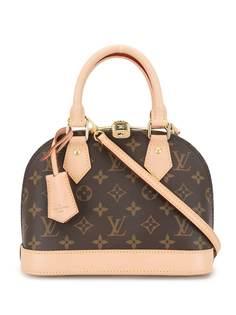Louis Vuitton мини-сумка Alma pre-owned 2020-го года