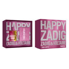 ZADIG&VOLTAIRE Набор THIS IS LOVE! POUR ELLE