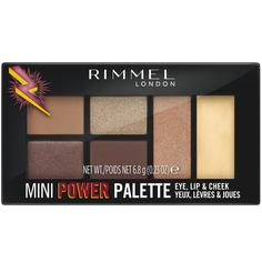 RIMMEL Универсальная палетка Mini Power Palette