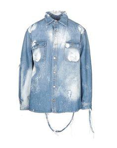 Джинсовая верхняя одежда 424 Fourtwofour