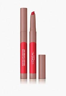 Помада LOreal Paris L'Oreal Crayon 111, 1.3 гр