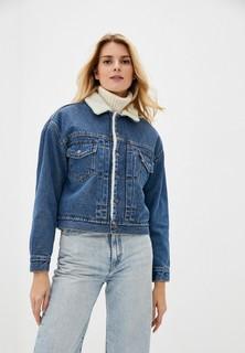 Куртка джинсовая Levis® NEW HERITAGE SHERPA