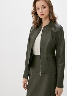 Куртка кожаная VASSA&Co. PIN CODE