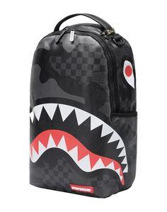 Рюкзаки и сумки на пояс Sprayground