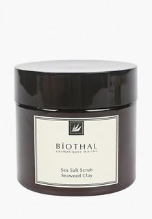 Скраб для тела Biothal Соляной Водоросли Глина, 300 мл