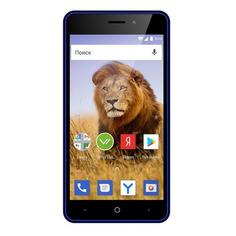 Мобильные телефоны Смартфон VERTEX Impress Lion 3G Dual Cam 8Gb, сапфир
