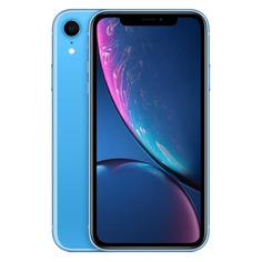 Смартфон APPLE iPhone XR 64Gb, MH6T3RU/A, синий