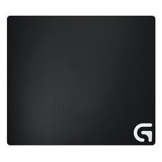 Коврик для мыши LOGITECH G640, Large, черный [943-000089]