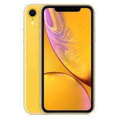 Смартфон APPLE iPhone XR 128Gb, MH7P3RU/A, желтый