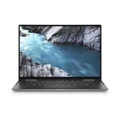 "Ультрабук-трансформер DELL XPS 13 9310 2 in 1, 13.4"", Intel Core i5 1135G7, Intel Evo 2.4ГГц, 8ГБ, 256ГБ SSD, Intel Iris Xe graphics , Windows 10 Professional, 9310-2096, серебристый"