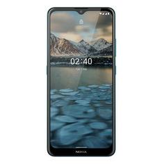 Мобильные телефоны Смартфон NOKIA 2.4 64Gb, голубой