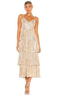Платье с пайетками dalarie - SAYLOR