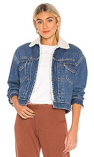 Джинсовая куртка new heritage - LEVIS