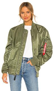 Куртка l-2b - ALPHA INDUSTRIES