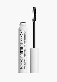 Гель для бровей Nyx Professional Makeup Control Freak Eye Brow Gel, оттенок 01 Clear, фиксирующий, 9 г