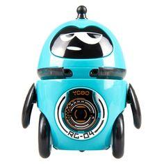Интерактивный робот Ycoo За мной! цвет: голубой