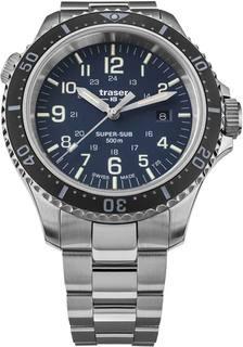 Швейцарские мужские часы в коллекции P67 professional Мужские часы Traser TR_109375