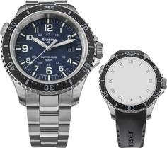 Швейцарские мужские часы в коллекции P67 professional Мужские часы Traser TR_109373