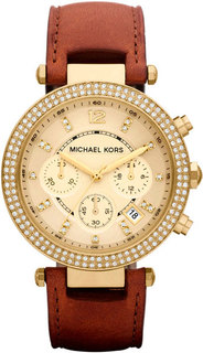 Женские часы в коллекции Parker Женские часы Michael Kors MK2249