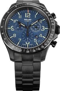 Швейцарские мужские часы в коллекции P67 professional Мужские часы Traser TR_109462