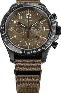 Швейцарские мужские часы в коллекции P67 professional Мужские часы Traser TR_109459