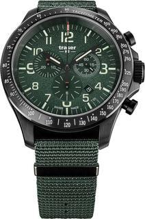 Швейцарские мужские часы в коллекции P67 professional Мужские часы Traser TR_109463