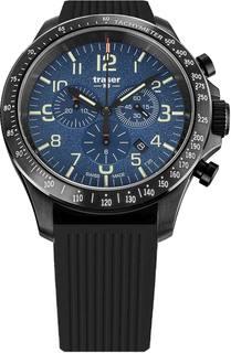 Швейцарские мужские часы в коллекции P67 professional Мужские часы Traser TR_109467