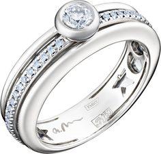 Золотые кольца Кольца Арт-Модерн 010660-B