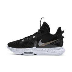Баскетбольные кроссовки LeBron Witness 5