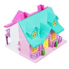 Игрушка детская Домик с мебелью и аксессуарами 294-114