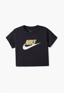 Футболка Nike G NSW TEE CROP FUTURA